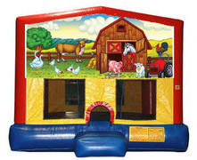 Animal Farm 2 Plain Module Bounce House
