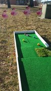 Portable Miniature Golf