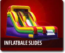 Inflatable Wet Dry Slide Rentals