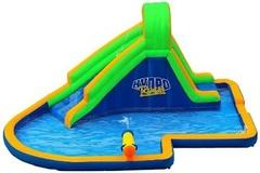 Inflatable Waterpark Slide for kids