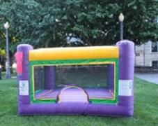 Mini Bouncer Royal Purple 9' x 9'