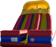 *22ft Giant Double Slide