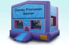 Disney Princesses Banner (Girls)