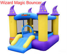 Baby Jump Magic Castle