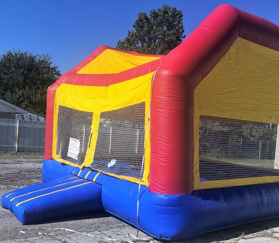 Extra Large 20x20 Bounce House