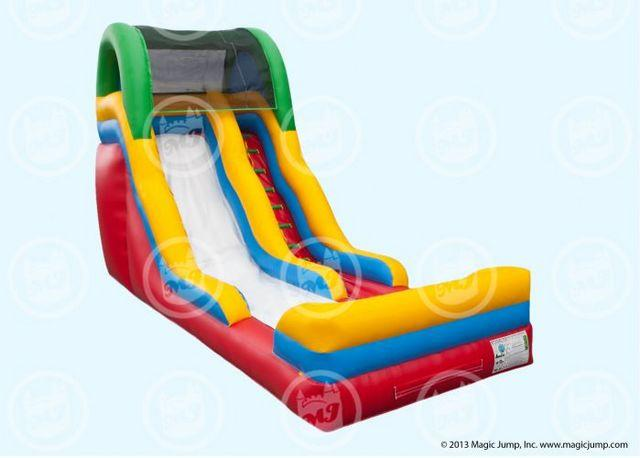 15ft Slippity Slide Dry