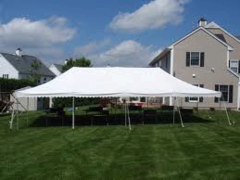 20x40 Party tent for weddings