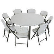 Commercial 60_ round tables
