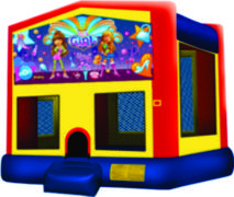 Glitz Girl Bounce House
