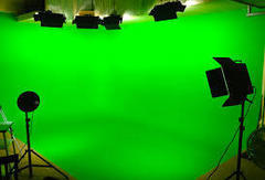 Green Screen Option