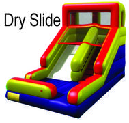 Summer  Fun Dry Slide