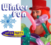 Winter Entertainer Package
