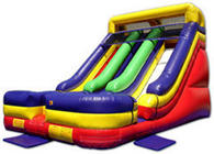 Festival 18ft Inflatable Slide