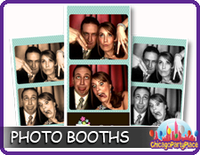 Photo Booths/Green Screen/Photo Novelties
