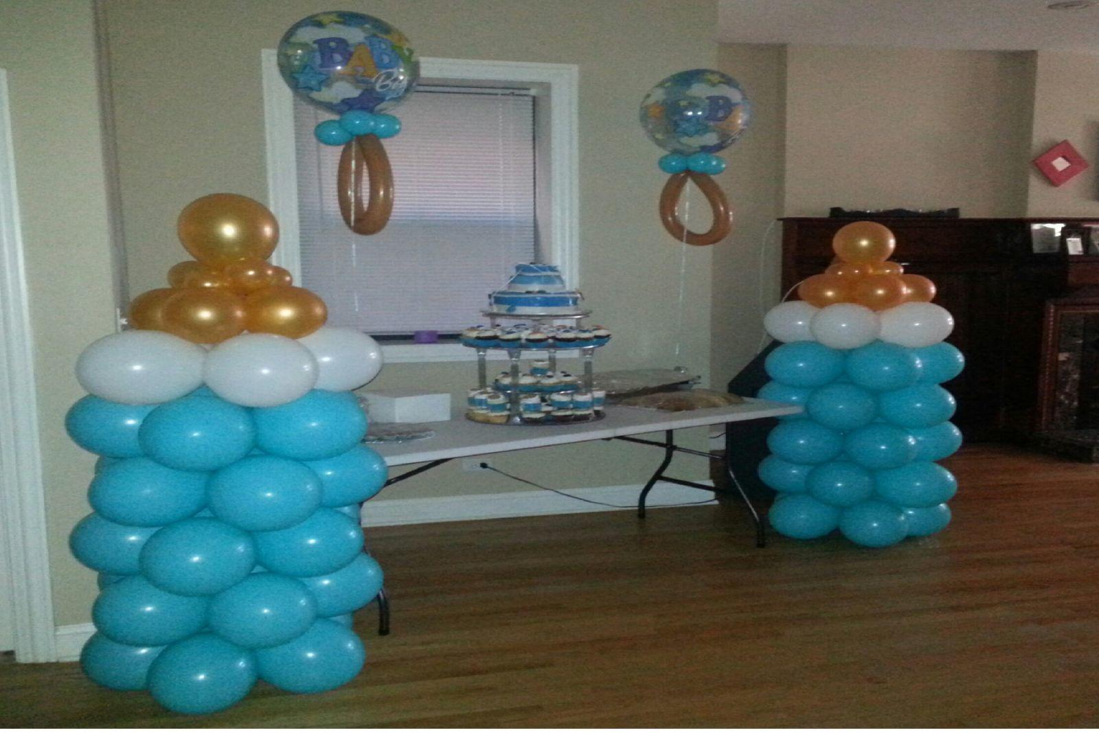 Not limited to these items but here 39 s a few examples of for Balloon decoration chicago