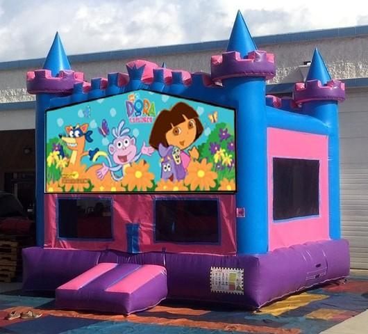 Dora the Explorer Pastel Moonwalk