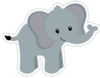 Elephant Yard Signs