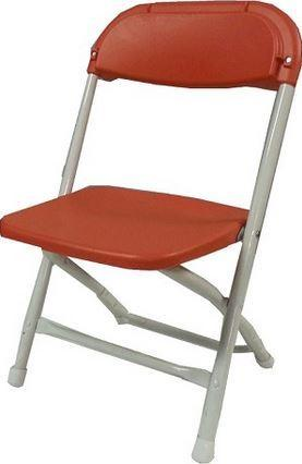 Toddler Chair (red)