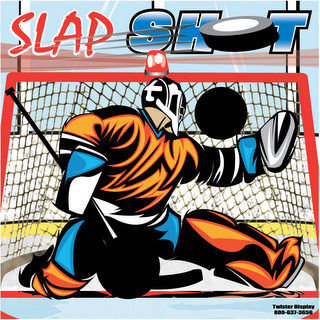 Slap Shot Hockey Carnival Game