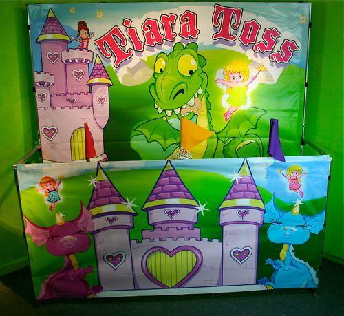 Tiara Toss Carnival Game