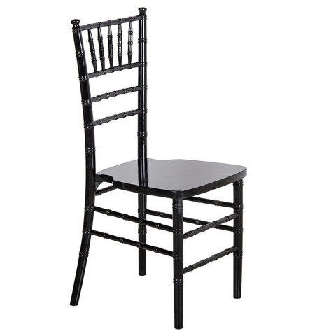 Black Chiavari Chair Rental
