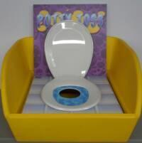 I Made Potty (2pts)