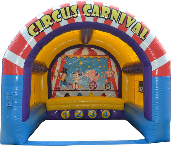 Circus Carnival Floating Gallery