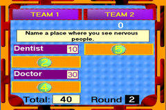 Team Battle (Survey Says) (Game Show)