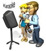 Karaoke Package with KJ (karaoke jockey)