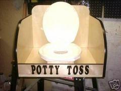 Potty Toss (1pt)