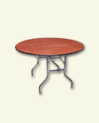 48 inch Round Table Rentals