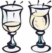 Champagne Glasses (c)