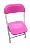 Toddler Chairs (pink)