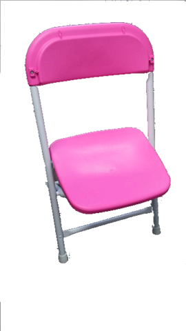 Toddler Chair (pink)