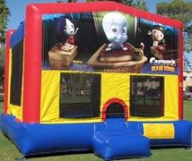 Casper The Friendly Ghost Bounce House
