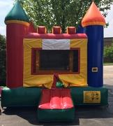 10x10 mini Toddler Bounce House