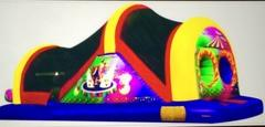 Circus Inflatable Obstacle Course