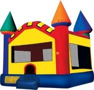 Castle Back Yard Party Package