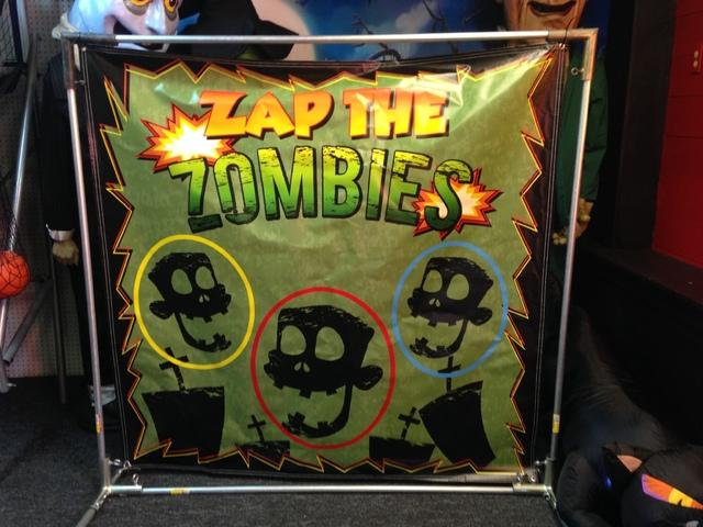 zap the zombie game