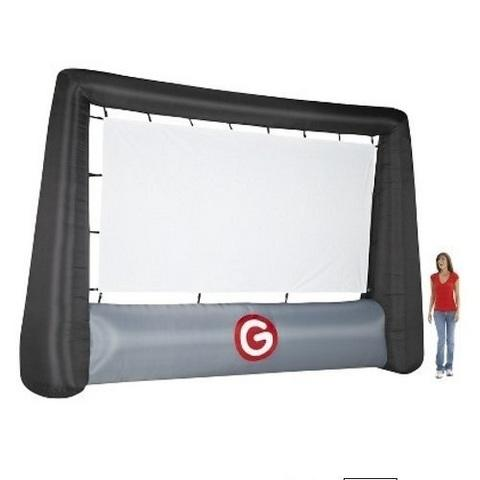 20x20 INFLATABLE MOVIE SCREEN PACKAGE