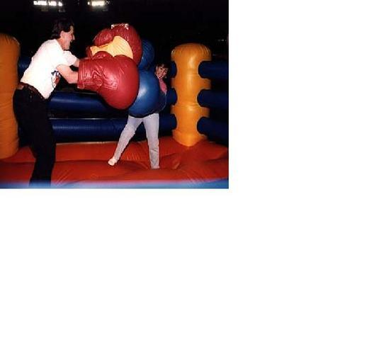 BOUNCEY BOXING