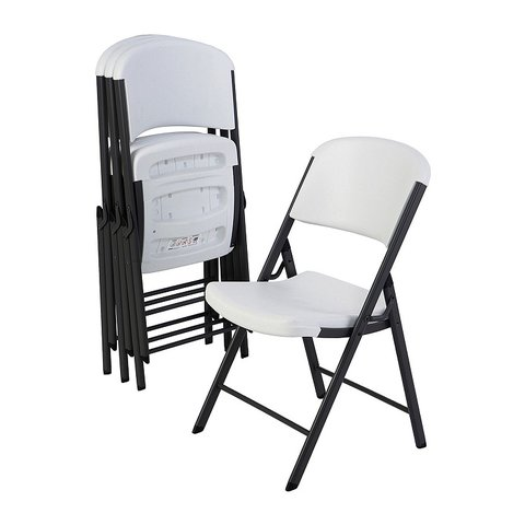 DELUXE WHITE CHAIRS