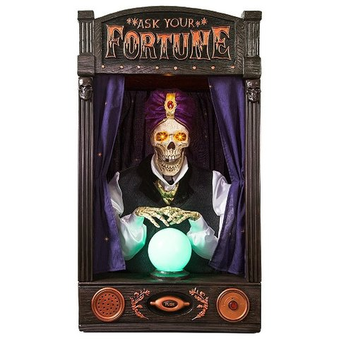 ANIMATED FORTUNE TELLER