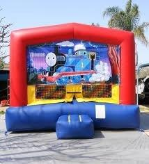 THOMAS THE TRAIN PANEL BOUNCE