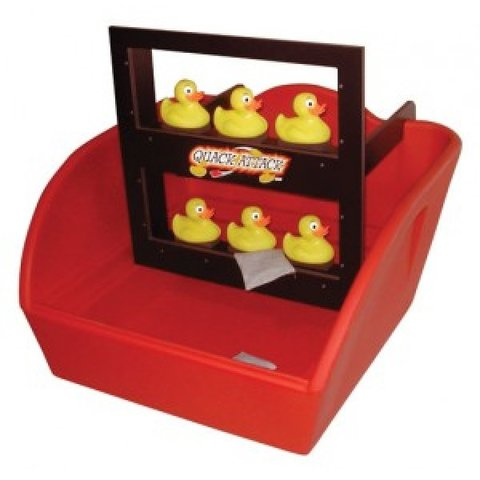 DUCKY THROW GAME