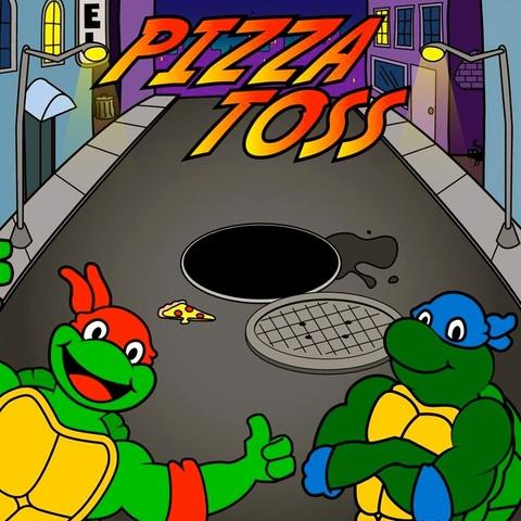 PIZZA TOSS