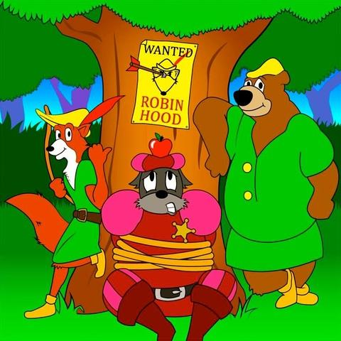 ROBIN HOOD GAME