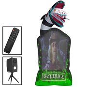 BEETLEJUICE PROJECTION SCREEN INFLATABLE