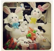 EASTER BALLOON ANIMALS