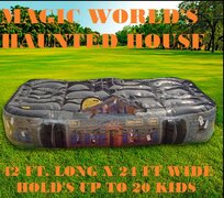 HAUNTED HOUSE LAZER TAG